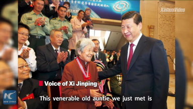 Stories shared by Xi Jinping: Original aspiration of